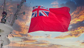Red ensign flag (teaser)